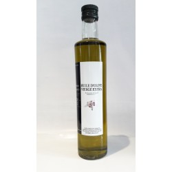 Huile d'olive artisanale 50cl