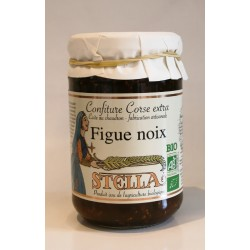 Confiture bio figue/noix